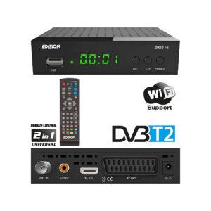Αποκωδικοποιητής Τηλεόρασης 01-07-0021 EDISION