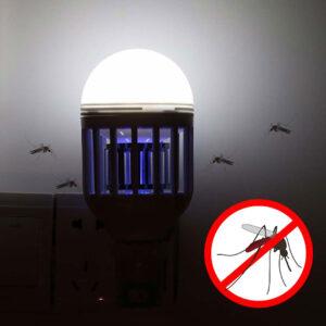 Εντομοαπωθητική λάμπα LED με φως UV - 60w / 600lm 51295