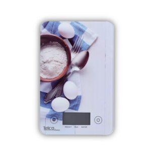 Telco Ζυγαριά κουζίνας γυάλινη CFC2021 ΚΩΔ.L-060025