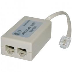 Φίλτρο ADSL και splitter 087-0002 ADSLF002