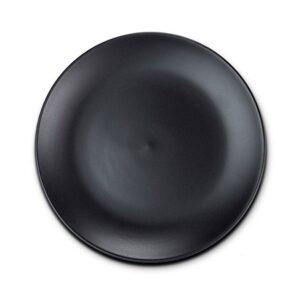 Πιάτο Φρούτου Μαυρο Nava Stoneware 10-141-051