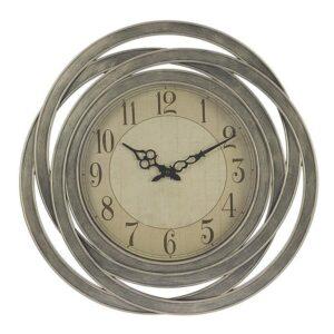 Ρολόι Τοίχου InArt 3-20-828-006351X6X51  Silver