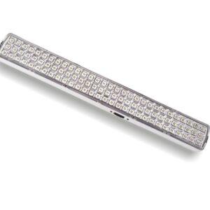 Φωτιστικό Ασφαλείας LED 9W 6000K 3.7V Ψυχρό Λευκό με 90 Led 5494 Spotlight