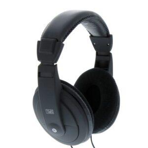 Ακουστικά κεφαλής TnB ΚΩΔ.070016  TV - Stereo με καλώδιο 3,5m και επέκταση 4m CSHOME2