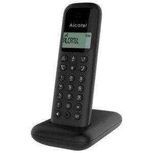 Ασύρματο Τηλέφωνο Μαυρο D285 ALCATEL