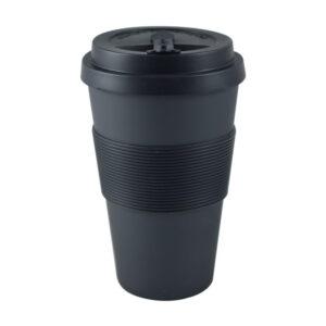 Estia Bamboo Cup 435ml (01-8215) Οικολογική Κούπα – Total Black
