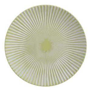 Ξύλινη Πιατέλα Inart 3-70-686-0022 Πρασινο