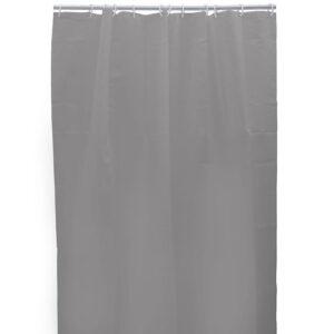 Κουρτίνα μπάνιου υφασμάτινη μπεζ 180x200εκ 6-40-508-0005