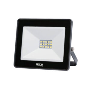 Telco Προβολέας SMD LED 10W BLS10A1 Ψυχρό Φως Γκρι L02.833