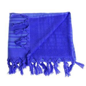 Πετσέτα Θαλάσσης-Παρεό Βαμβακερή 160x75εκ. ble 5-46-074-0021