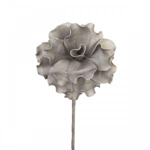 Art et Lumiere Λουλούδι 7455 H68EK Χρώμα Γκρί
