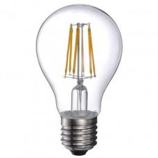 ΛΑΜΠΑ LED FILAMENT ΚΛΑΣΙΚΗ 9W 2800K E27 FOS_ME Κωδ: 44-05511