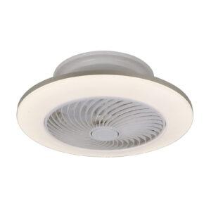 Ανεμιστήρας οροφής Rabalux  36W Φ55 με τηλεχειρισμό και φωτισμό κωδ.6710