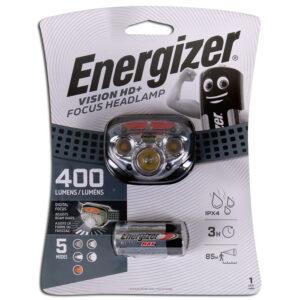 ENERGIZER  ΦΑΚΟΣ ΚΕΦΑΛΗΣ VISION HD & FOCUS - Κωδ : 016-5288