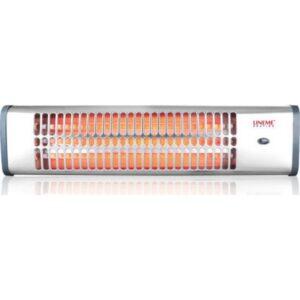 Θερμάστρα Quartz Επίτοιχη Με Προστασία Υπερθέρμανσης 1200W   Lineme   70-00605